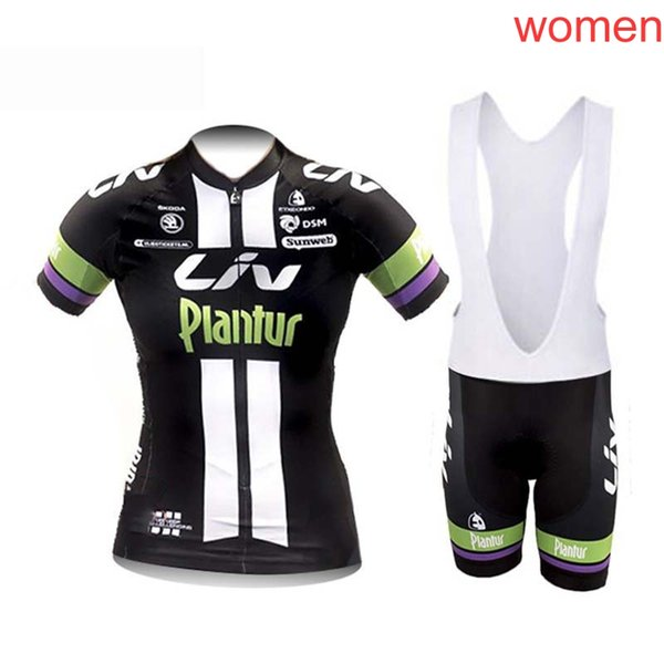 Free Shipping 2018 Merida liv Women cycling clothing set short sleeves cycling jersey bib short kit maillot culote ropa ciclismo F2116
