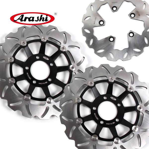 2019 ARASHI For SUZUKI GSXR750 Front Rear Brake Rotors Disk Disc GSX R 750  1989 1995 1990 1991 1992 1993 1994 GSX R GSXR 1100 From Arashidh, $230 15 |