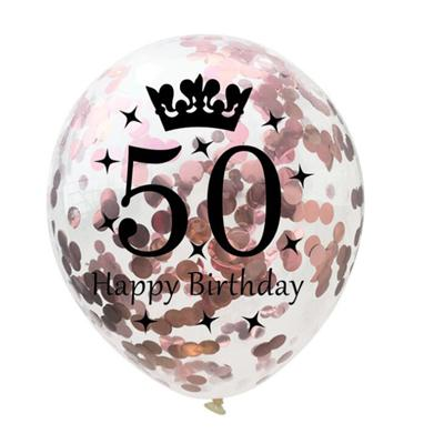 50 Rose