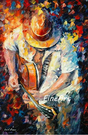 2019 100 Handmade Knife Canvas Art Music Paintings Wall Art Contemporary Art Beautiful Artwork Paintings Home Decor Online From Fineart 37 15