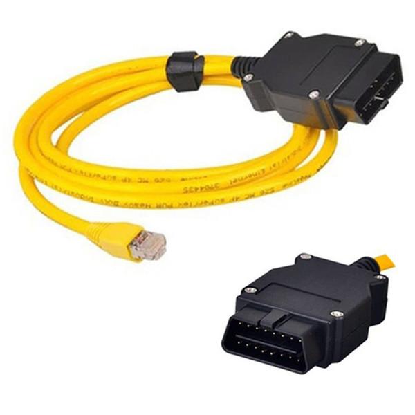 NOVITÀ Cavo interfaccia OBD2 compatibile E-SYS Codifica ICOM per BMW F-Series ESYS