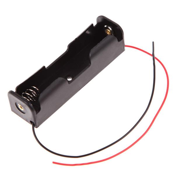 top popular ALLOYSEED New Brand 5pcs Power Bank Battery Holder Plastic Battery Holder Storage Box Case for 1x18650 Power Bank Holder 2021