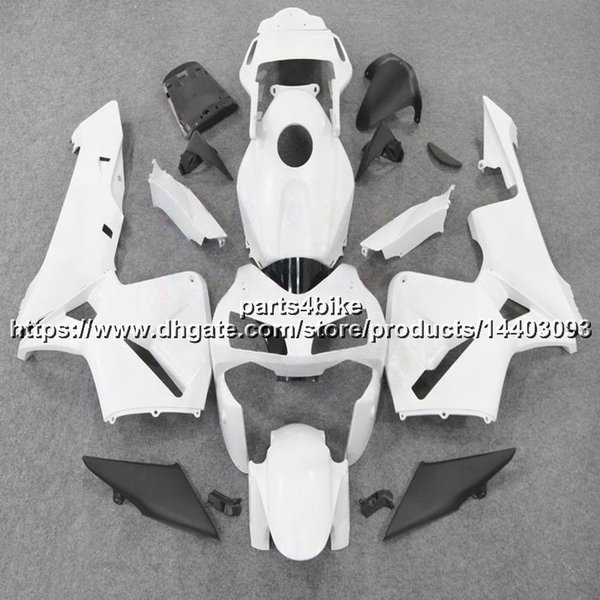 23colors+5Gifts Injection mold white Motorcycle Fairing for Honda CBR600RR 2003 2004 CBR 600RR 03 04 ABS plastic kit