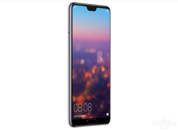 Curved screen P20 Pro 3 cameras Android 8 P20pro 1GB 4GB Show fake 4+128GB Fake 4G LTE Unlocked Cell Phone