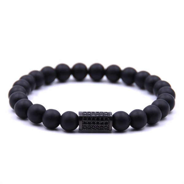 New Design Natural Buddha Beads Bracelet For Women Men Bangles Jewelry