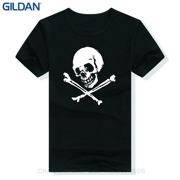 Wholesale discount High Quality T shirt Printing Cotton Casual Short Sleeve Tees Personalized Custom Printed T shirt Smile Skull