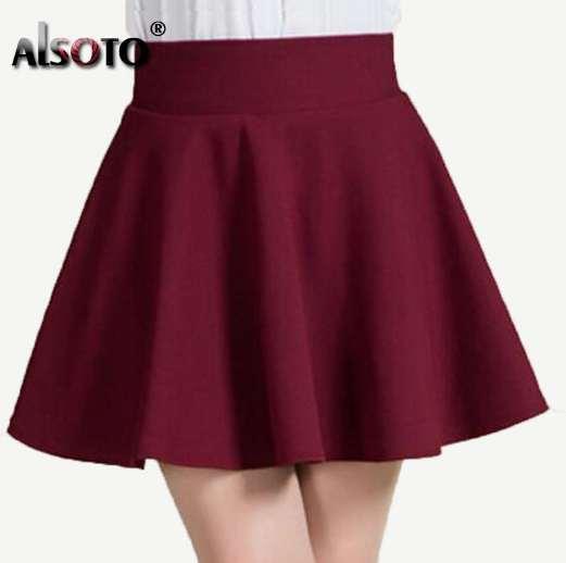 Лето стиль сексуальная юбка для девушки леди корейский короткий фигурист мода женский мини-юбка Женская одежда днища