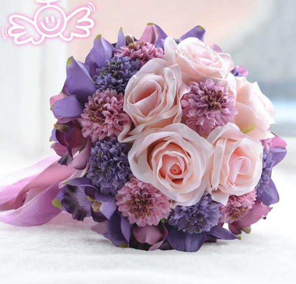 Eternal angel wedding products, wedding products, European version, flowers for brides.