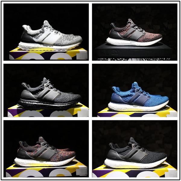 Adidas ultra boost 3.0 Ultra boost 3.0 4.0 Scarpe da corsa Uomo Donna Alta  qualità UltraBoost e82301eb7f7