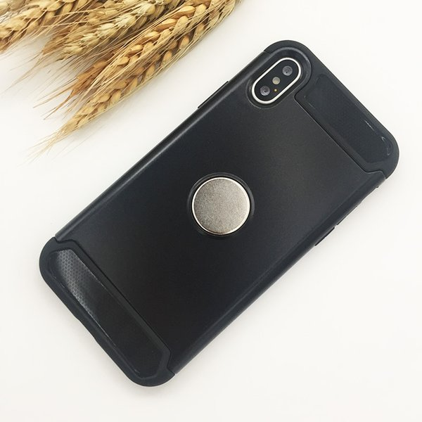New shockproof mobile phone covers For iphone x Hybrid Armor case cover for iphonex Cases in retail package