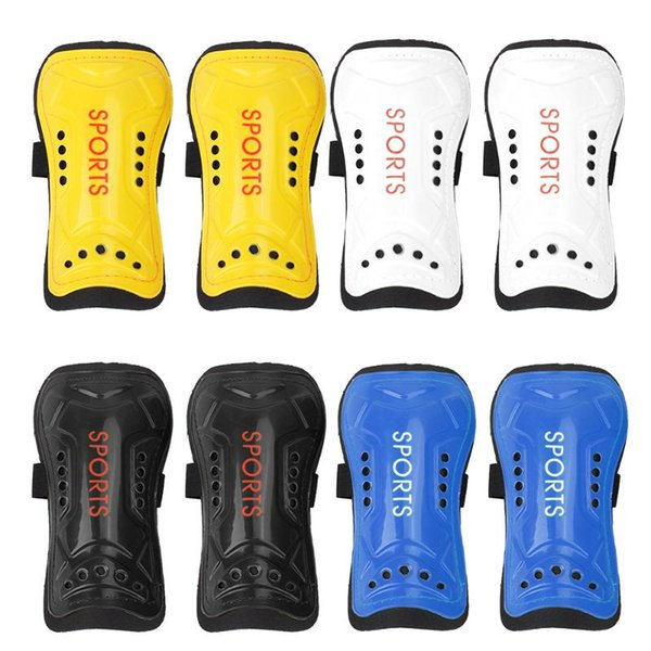 Professional Light Soft Football Shin Pads Soccer Guards Sports Leg Protector Kids Adult Outdoor Sports Safety New