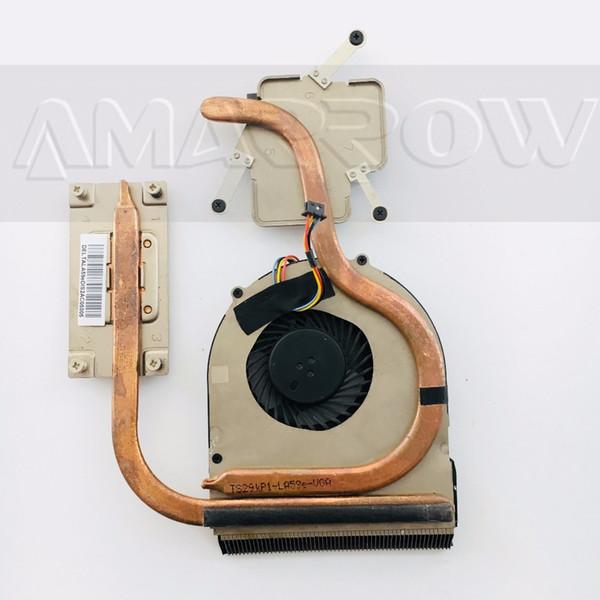 Original free shipping CPU heatsink cooling fan For Lenovo V580 B580 B590 60.4XB16.001