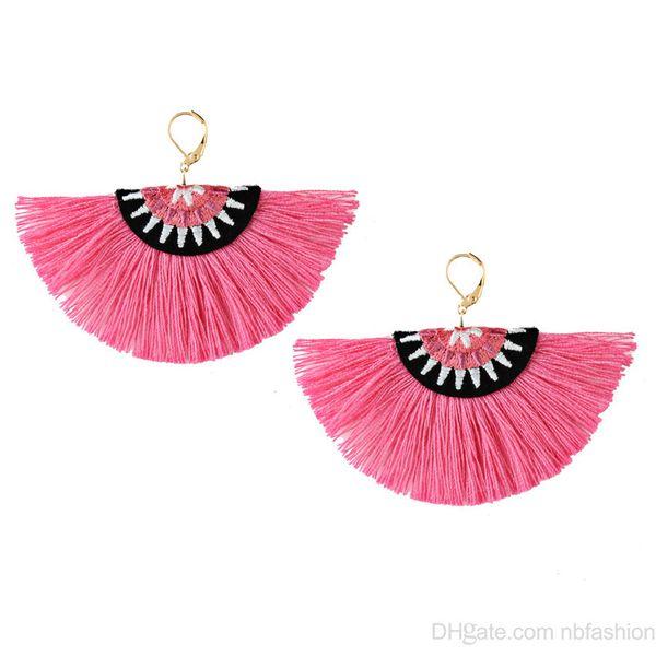 Original Design European Jewelry Bohemia Fashion Tassels Earrings Ornaments