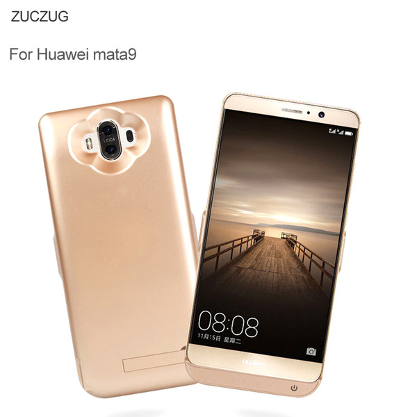 ZUCZUG 7000 mAh For Huawei Mate 9 Mate9 External Backup Battery Charger Case Power Bank Pack Rechargeable Wireless Charging Case