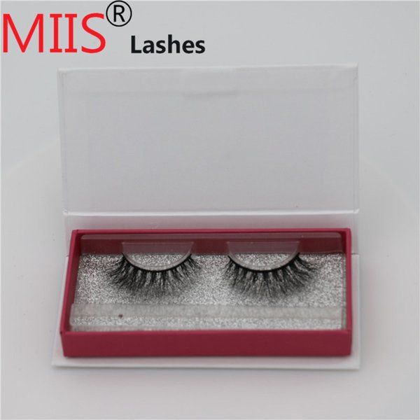 c3e6f258d2b Create your own brand 3d mink eyelashes false silk synthetic eye lashes  private label custom packaging