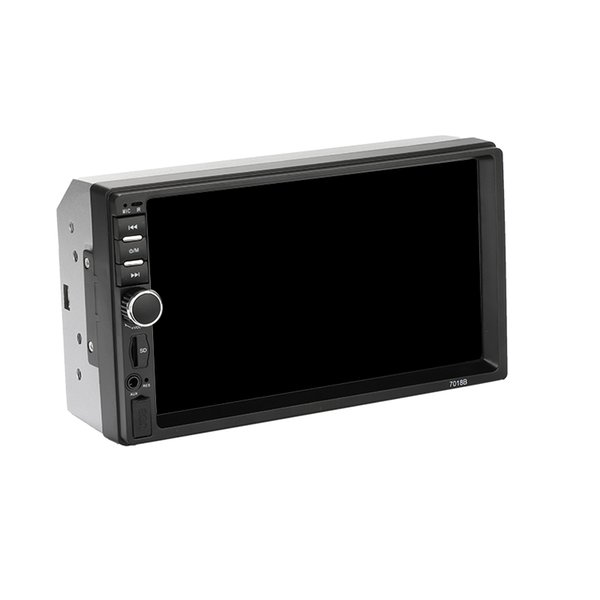 Car Stereo 7 inch HD Touch Screen 2 Din In-Dash MP5 with FM Radio/USB AUX/phone linK Bluetooth