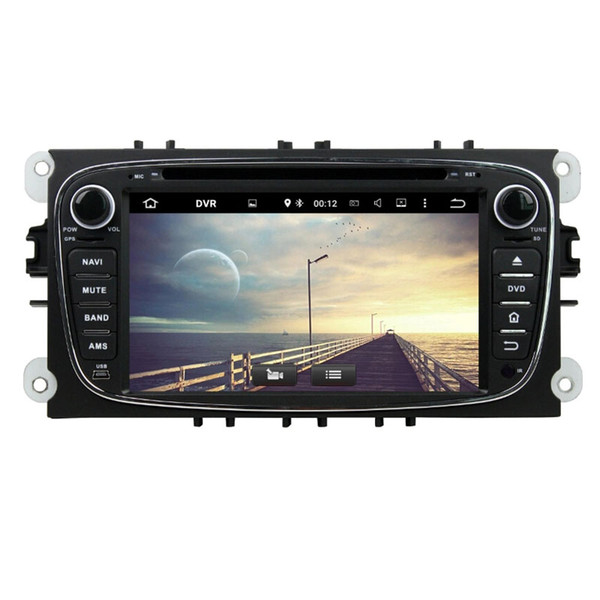 Car DVD player for Ford Mondeo 2GB RAM 7inch Andriod 6.0 with GPS,Steering Wheel Control,Bluetooth,Radio