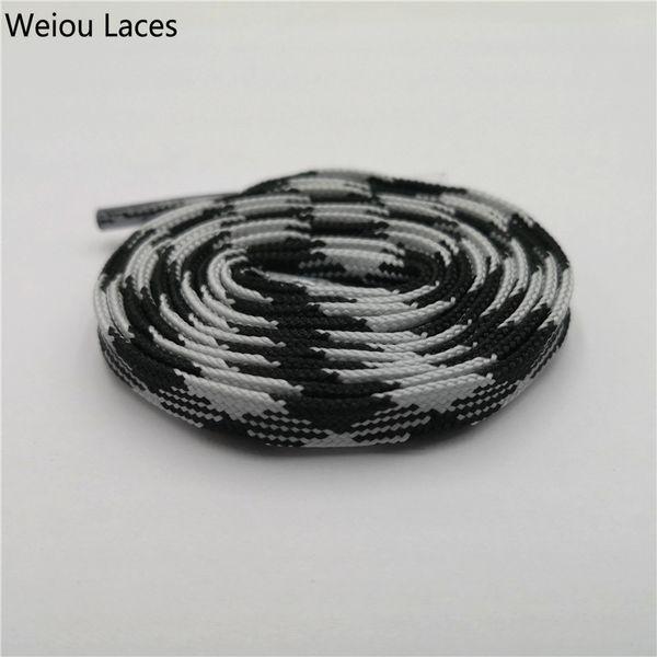 1345 Black-Glow Light Grey 120cm