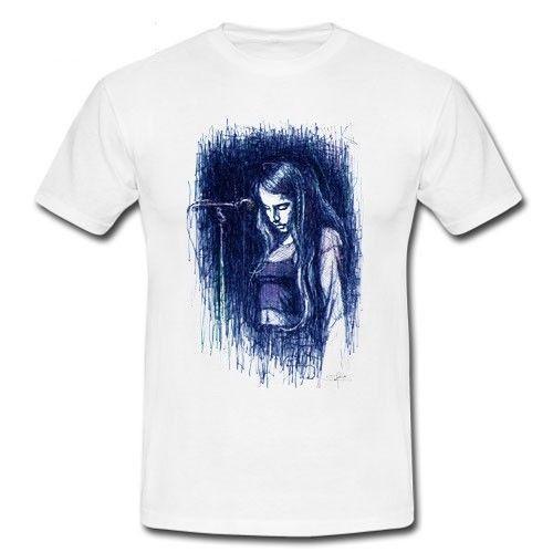 Mazzy Star So Tonight That I Might See Dream Pop White T-Shirt Tee S M L XL 2XL