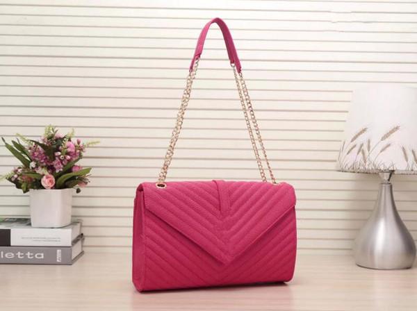 Design de moda bolsa de ombro senhoras borla perfil Litchi mulheres messenger bags 100% bolsa de couro genuíno 311301 #