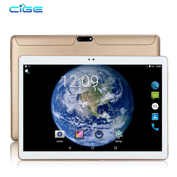 BMXC ücretsiz kargo 10.1 inç Tablet PC Quad Core 3G telefon tabletler MTK6582 Android 7.0 2 GB RAM 16 GB ROM Çift SIM Bluetooth GPS