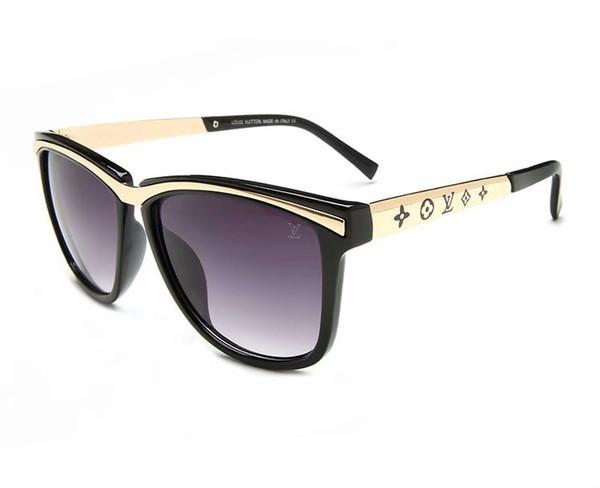 Nuevas gafas de sol de lujo europeas y americanas 1581 gafas de conducción  para hombre para bb0a78d4f56b