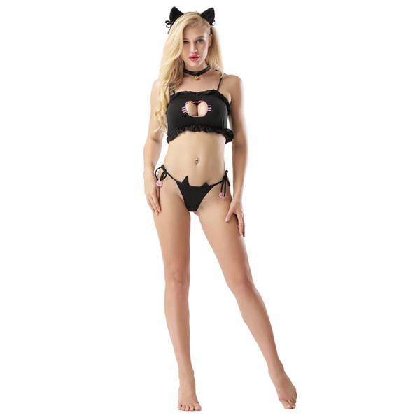 Dessous Sexy Hot Erotic Dessous Spielzeug Porno Sexy Unterwäsche Geöffneter Gabelung Frauen Erotische Schwarze Frauen Erotische Kostüme
