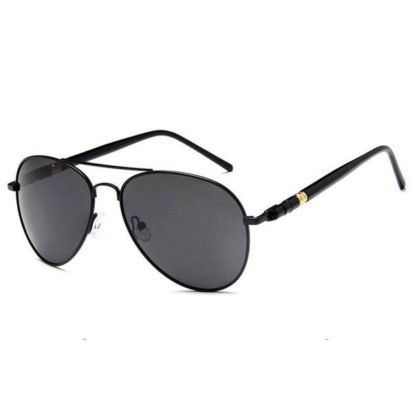 Горячие продажи унисекс ясно металлический оправа оптика близорукость очки  классические девушки Мужчины Женщины солнцезащитные очки линзы очки e2771981964