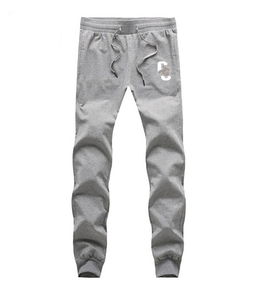 free shipping hip hop Crooks and Castles Outdoor sport Training Regular Trousers Male Casual Pants M-XXXL T05