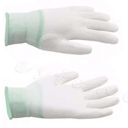 1 Pair Nylon Quilting Gloves For Motion Machine Quilting Sewing Gloves Home Gardening Useful Cleaning Tool