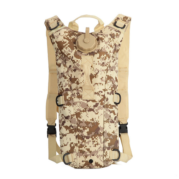 New Pin Water Bag Backpack Outdoor Bicycle Package Exercise 3L Inner Bile Field Tactical Water Bag Backpack