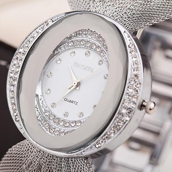 Floral Bangle Watches Women Quartz Wrist Watch Luxury Bracelet Watch for Women Dress Lady Gift Flower Wristwatch