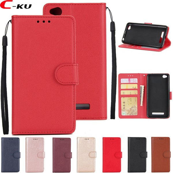 Strap Korea Wallet Leather Case For Redmi 4A 4X 5A NOTE4 NOTE 4X NOTE5 Oneplus 5 5T Samsung Galaxy NOTE8 Fashion Flip Stand Cards Skin Cover