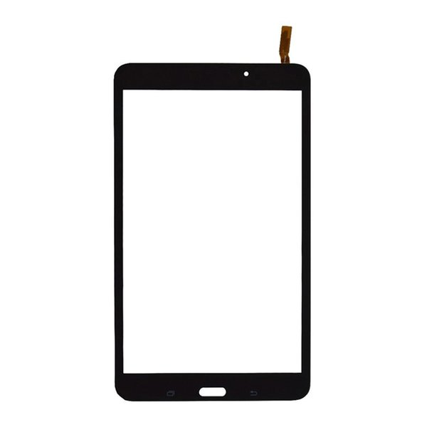 """100Pcs Tested For Samsung Galaxy Tab 4 8.0 2015 T333 Front Glass Lens 8.0"""" Touch Screen Digitizer LCD Outer Panel Free DHL"""