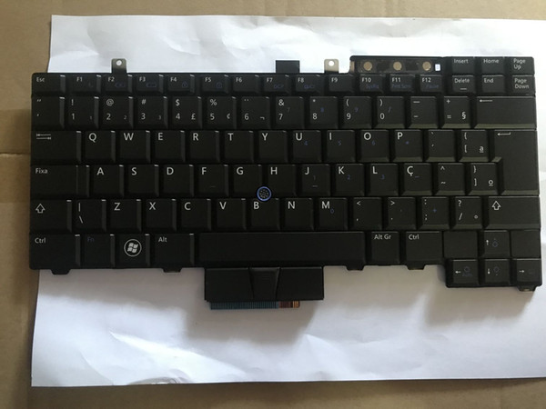 2019 Laptop For Dell Latitude E6400 BR Brazil Keyboard From Nbhub2, $8 25 |  DHgate Com