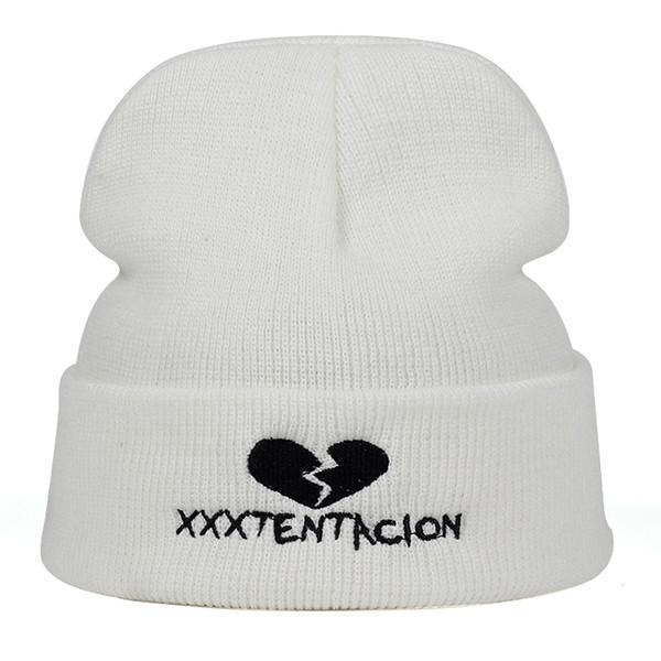 Compre Cantante De Hip Hop XXXTentacion Sombrero De Invierno De ...