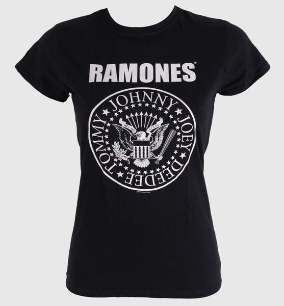 Online-Shop 1c0ae 87ceb Damen T Shirt Ramones Seal Skinny Blk Bravado Eu Größe L Best Deal On T  Shirts That T Shirt From Bangtidyclothing, $11.56| Dhgate.Com