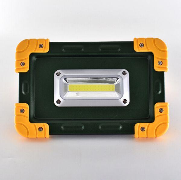 Luz Kimgee Compre Recargable Impermeable 6000 De Trabajo Mah LED Trabajo A38 9 Portátil COB De Exteriores USB Lámpara Reflector Del Para 30W hxsBCtQrod