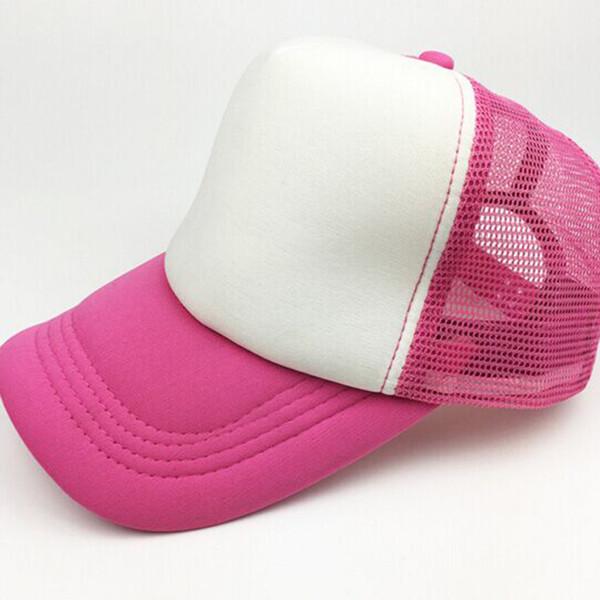 Hot New Aldult unisex light board net cap truck cap advertising cap can be customized printing LOGO Free Shipping