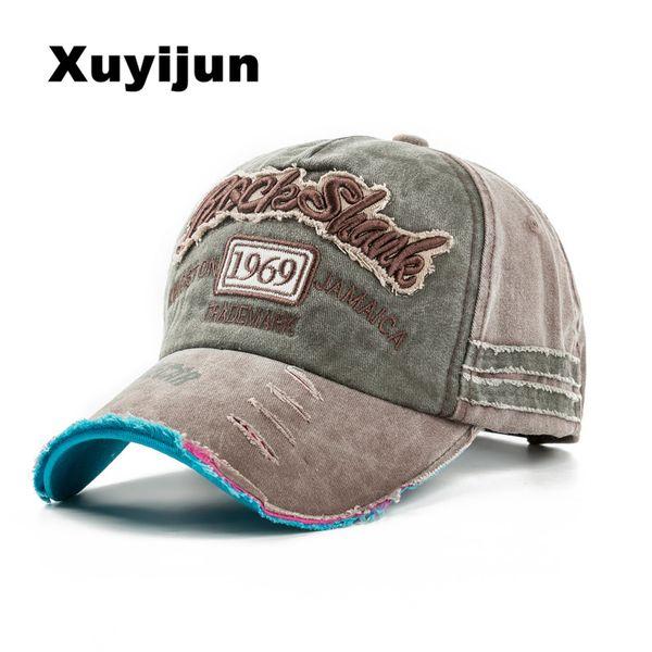 XUYIJUN 2018 marca snapback hombre mujer gorras sombreros para hueso Casquette  sombreros Vintage Sun Hat 5 ca32d2e30f0