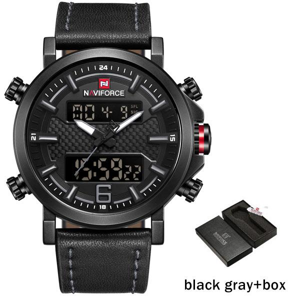 Black Gray with Box