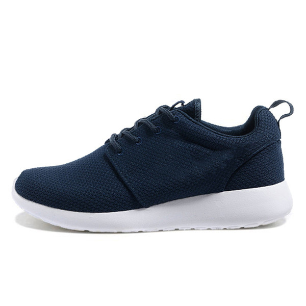 2018 Cheap Wholesale Men Women Running Shoes Black With White Black White With Grey Fashion London Olympic Trainers Sneaker EUR 36 45 Best Running