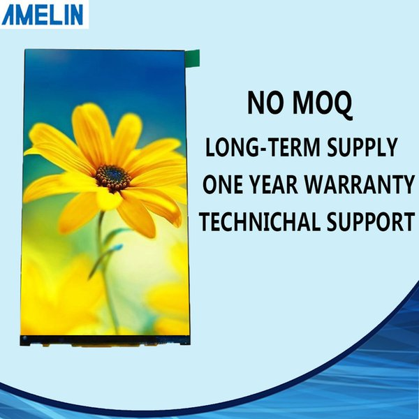 5.5 inch 720*1280 resolution TFT LCD module screen with MIPI interface display and IPS viewing angle panel
