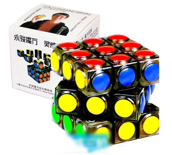 Puzzle Cube Transparent Magic Rubik Cube Game Rubik Learning