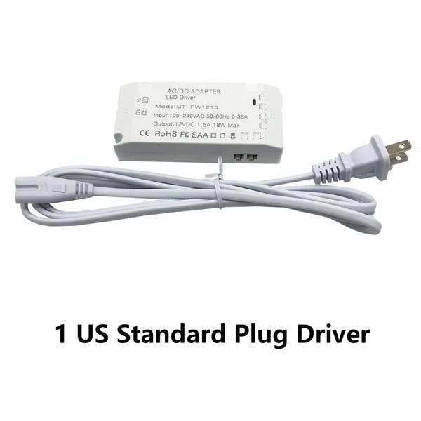 1 US Standard Plug