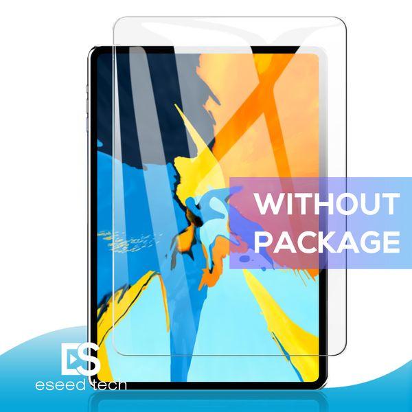 Für ipad pro 11 zoll gehärtetes glas displayschutzfolie ipad pro 11 zoll 12,9 zoll anti-scratch film 9 h 2.5d tablet displayschutzfolie kein paket