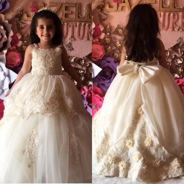 wedding 2018 cheap plus size kids wedding dresses flower girls dresses for weddings