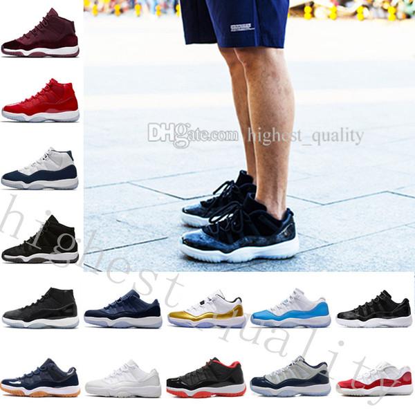 2018 scarpe da basket economiche da uomo alte 11 UNC White Midnight Navy e University Blue 378037-123 Scarpe sportive da uomo con sneakers da corsa US 5.5-13