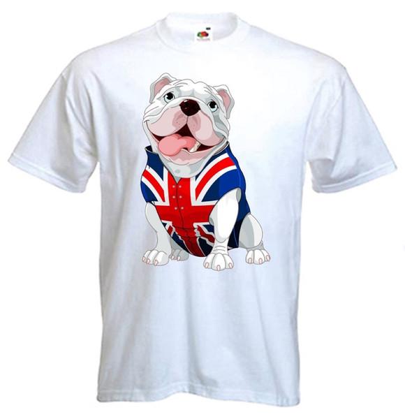 choice of sizes and colours Best of British Union Jack Bulldog Sweatshirt