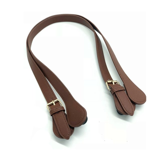 MOGU LVXING New short faux leather long handles for Mini classic Obag Ochic O BAG